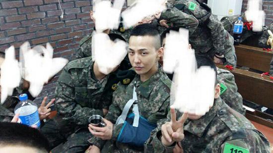 G-Dragon bị tố nhận nhiều đặc quyền trong quân ngũ