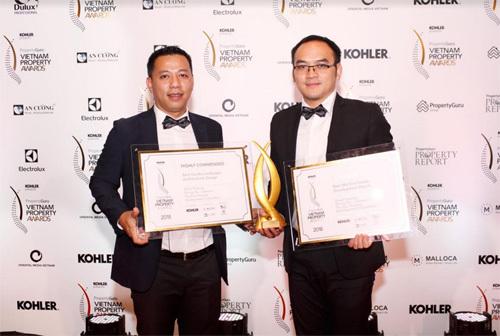 Green Pearl nhận 2 Giải thưởng Vietnam Property Award 2018