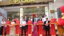 Danh hài Bảo Chung khuấy động khai trương PT Casa