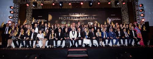 Phú Long nhận nhiều giải thưởng PropertyGuru Vietnam Property Award 2018