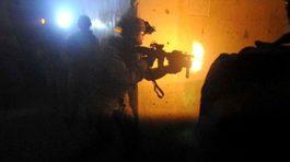 """Mỹ chi """"khủng"""" luyện lính chiến đấu dưới lòng đất"""