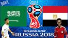 Trực tiếp Ả Rập Xê Út  vs Ai Cập: Lấy quà chia tay