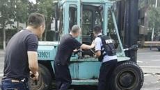 Cảnh sát tiêu diệt tài xế xe điên húc hàng loạt phương tiện trên phố