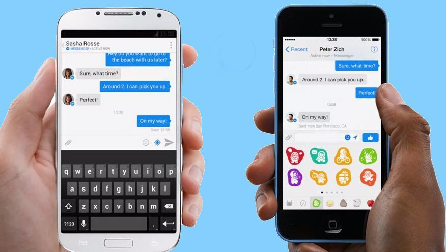 Facebook,Messenger