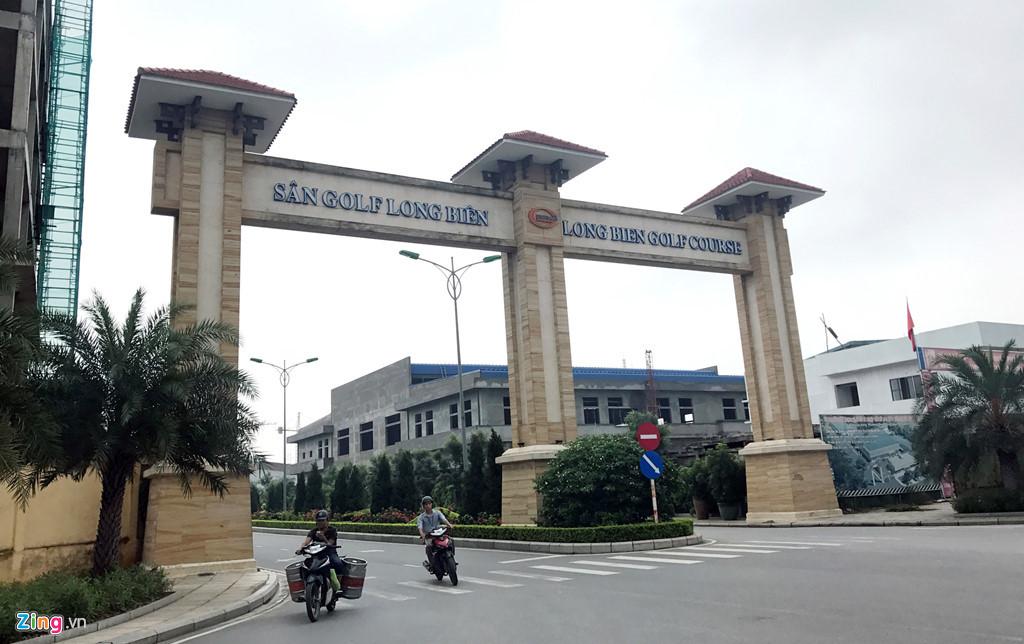 Vì sao Hà Nội yêu cầu chuyển đất sân golf Him Lam thành nhà để phân phối?