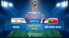 Link xem trực tiếp Iran vs Bồ Đào Nha, 01h ngày 26/6