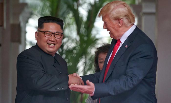 Mỹ,Triều Tiên,Kim Jong Un,Donald Trump,tuyên truyền chống Mỹ
