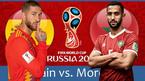 Trực tiếp Tây Ban Nha vs Maroc: Sức mạnh ứng viên vô địch