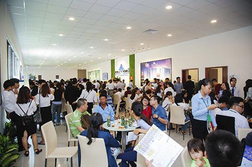 Topaz Home 2- giải 'cơn khát' nhà ở xã hội TP.HCM