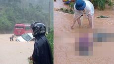 """Mưa lũ kinh hoàng ở Hà Giang: """"Họ khóc trong vô vọng, dầm mình trong mưa để đưa thi thể nạn nhân lên"""""""