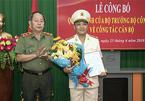 Phó Cục trưởng Cục Cảnh sát truy nã giữ chức Phó GĐ Công an Vĩnh Long