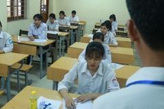 44 thí sinh bị đình chỉ trong ngày đầu tiên thi THPT quốc gia