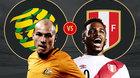Kèo Úc vs Peru: Đặt niềm tin vào đội bóng chuột túi