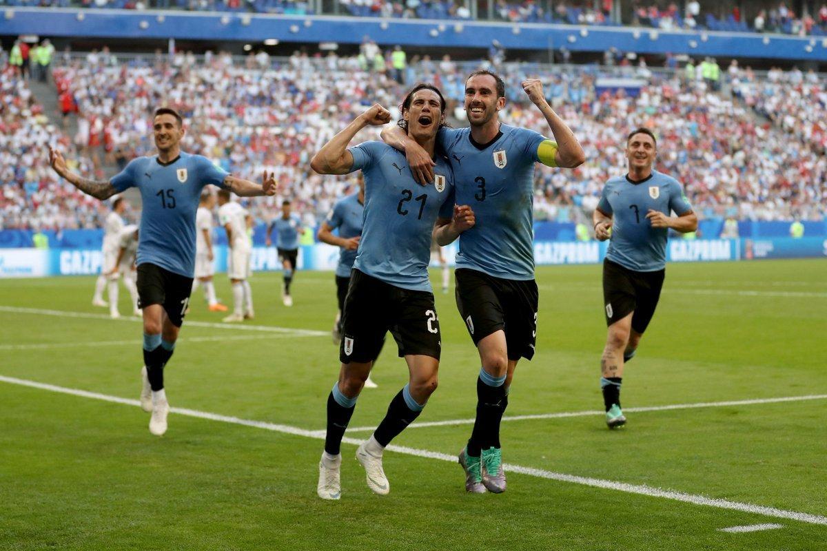 Chấm điểm kết quả Uruguay 3-0 Nga