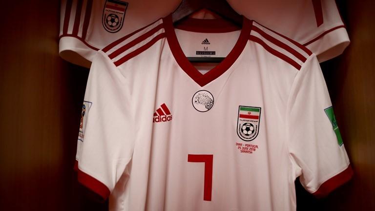 Áo đấu Iran