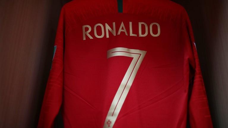 Áo đấu Ronaldo