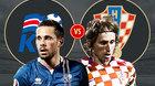 """Kèo Iceland vs Croatia: """"Đòn gió"""" của nhà cái"""