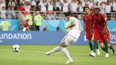 Video bàn thắng Iran 1-1 Bồ Đào Nha