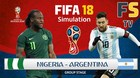 Kèo Argentina vs Nigeria: Tự tin theo Messi!