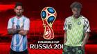 Argentina vs Nigeria: Messi sắm vai đấng cứu thế