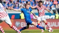 """Iceland vs Croatia: Quá khó cho """"chiến binh Viking"""""""