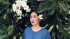 """Hậu áo tắm, Tăng Thanh Hà lại trở về với phong cách """"ngọc nữ"""" đẹp hút hồn"""
