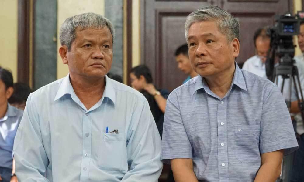 Nguyên Phó thống đốc Đặng Thanh Bình khẳng định 'không tự quyết một mình'