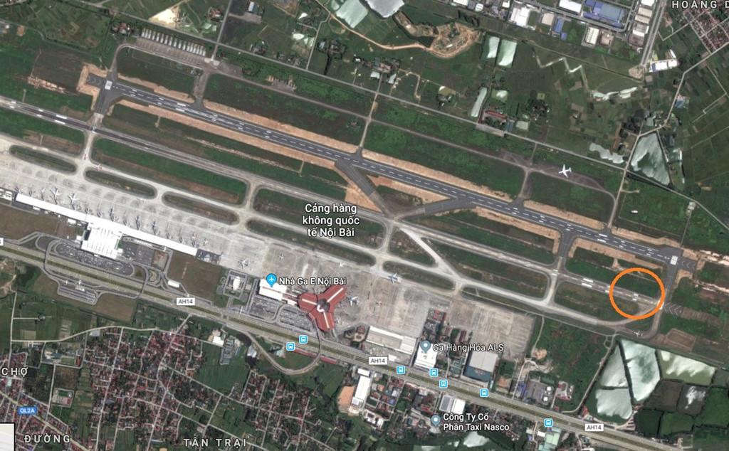 Lo ngại thảm họa khi đường băng Nội Bài, Tân Sơn Nhất nứt vỡ