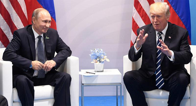 Ông Trump muốn gặp Tổng thống Nga