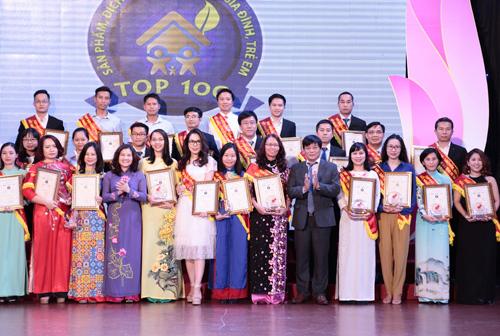BAOVIET Bank- Top 100 sản phẩm tốt nhất gia đình-trẻ em 2018