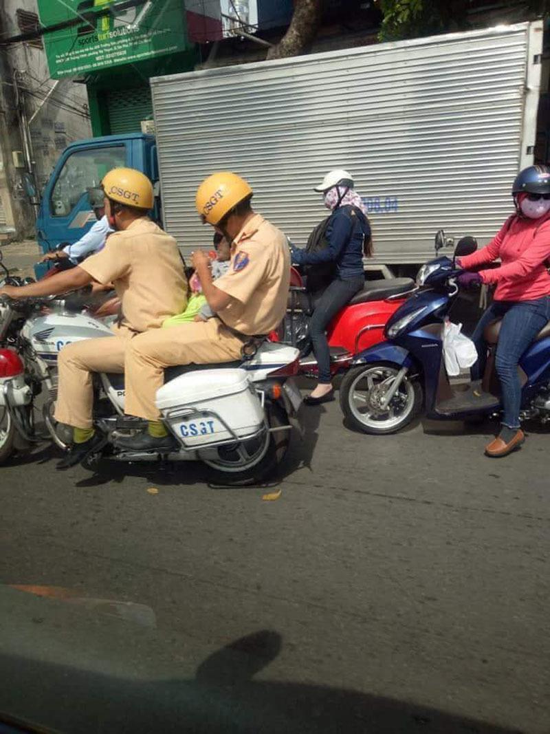 CSGT,Sài Gòn,cảnh sát giao thông