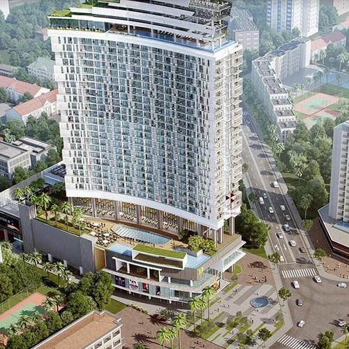 Hyatt quản lý khách sạn dự án A&B Central Square Nha Trang