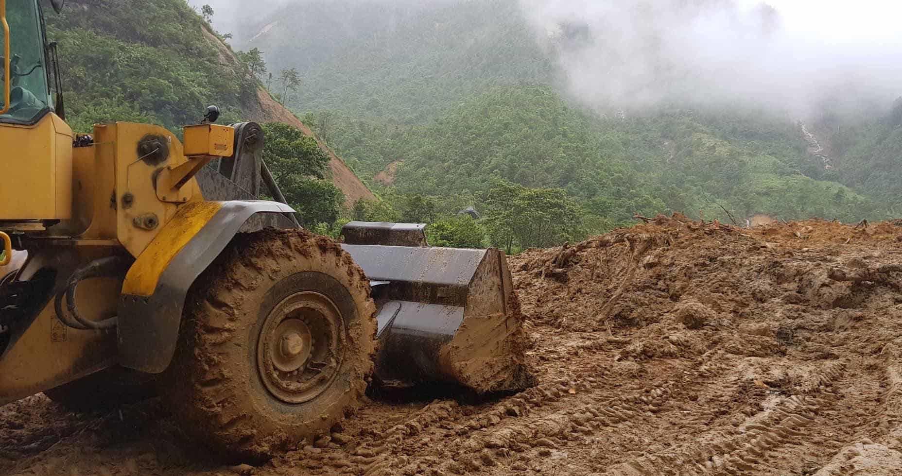Phó Thủ tướng,Trịnh Đình Dũng,mưa lũ,lũ lụt,sạt lở đất
