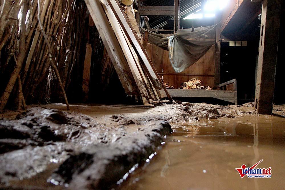 lũ quét,mưa lũ,mưa lớn,sạt lở đất
