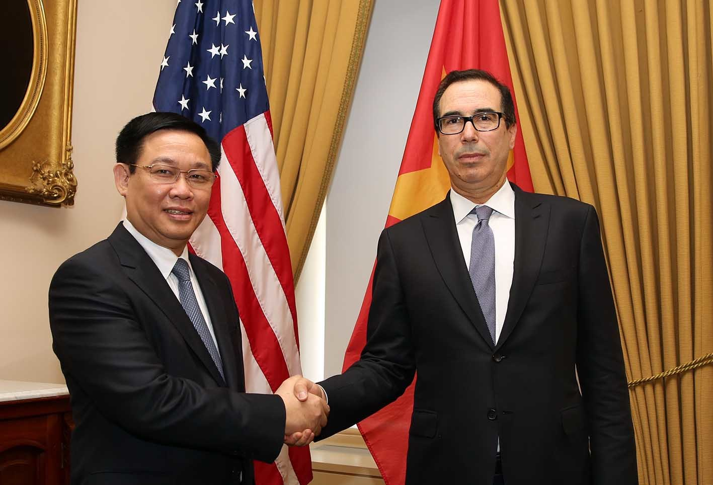 Hoa Kỳ coi trọng quan hệ hợp tác toàn diện với Việt Nam
