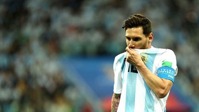 Ông Hải 'lơ': 'Messi không phải thánh, Argentina bị loại cũng đáng'