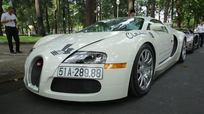 Bugatti Veyron, Bugatti Veyron số 1 việt nam, Đặng Lê Nguyên Vũ