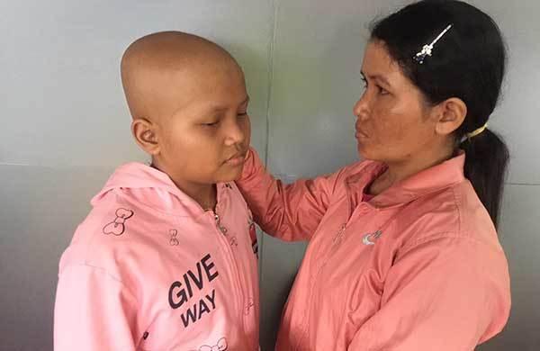 ung thư,bướu mô liên kết,hoàn cảnh khó khăn,bệnh hiểm nghèo,từ thiện vietnamnet