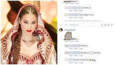 Tận hưởng honeymoon trước đám cưới, Cường Đô La 'khóa môi' Đàm Thu Trang cực ngọt tại thiên đường Maldives