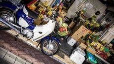Huyền thoại xe ở Việt Nam, lại làm 'ngựa thồ' ở Nhật Bản