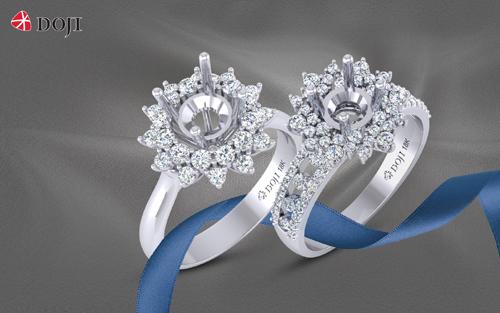 Sắm kim cương to không lo về giá