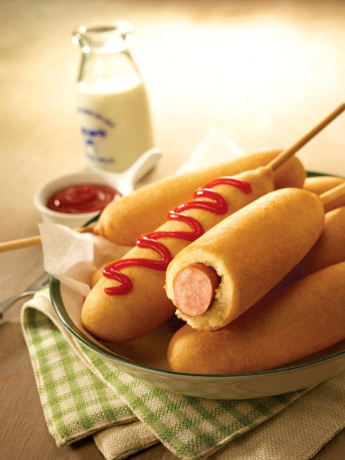 Seoul's Hotdog và HLV Park Hang Seo đại diện hình ảnh Đức Việt