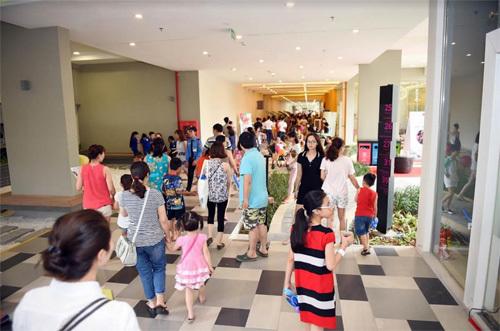 1000 cư dân tham gia Ngày hội gia đình Seasons Avenue 2018