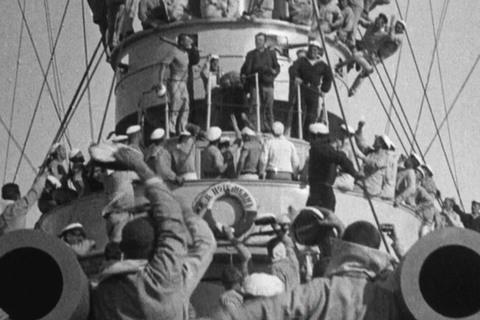 nổi dậy trên chiến hạm Potemkin