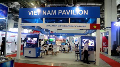 Thương hiệu ICT Việt Nam góp mặt tại CommunicAsia 2018