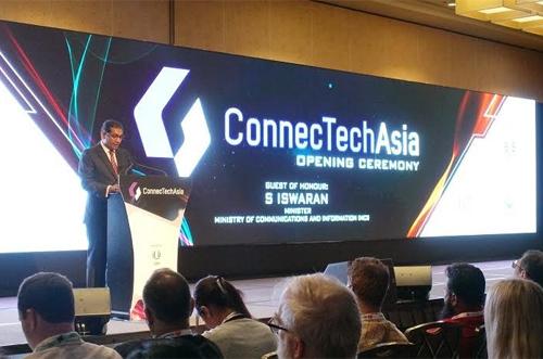 VNPT mang nhiều giải pháp thông minh đến CommunicAsia 2018