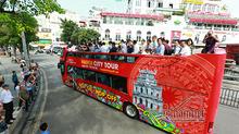 Hà Nội nghiên cứu chạy xe buýt mui trần 2 tầng vào ban đêm
