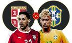 """Kèo Serbia vs Brazil: Đánh úp """"cửa dưới"""""""