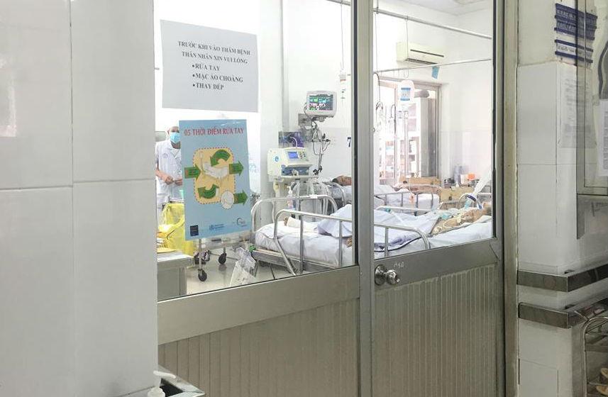 cúm,cúm A H1N1,bệnh viện Chợ Rẫy,tử vong,dịch bệnh