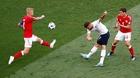 Video tổng hợp Pháp 0-0 Đan Mạch